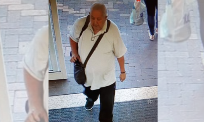Peter Atkins was reported missing by staff at Kneesworth House Hospital in Cambridgeshire, at about 4:15 p.m. on August 1, 2019. (Cambridgeshire Constabulary)