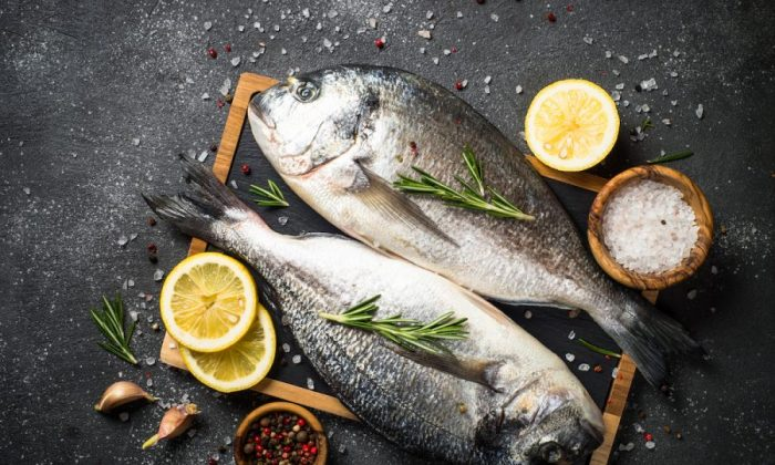 The popular pairing of fish and lemon goes back millennia. (Shutterstock)