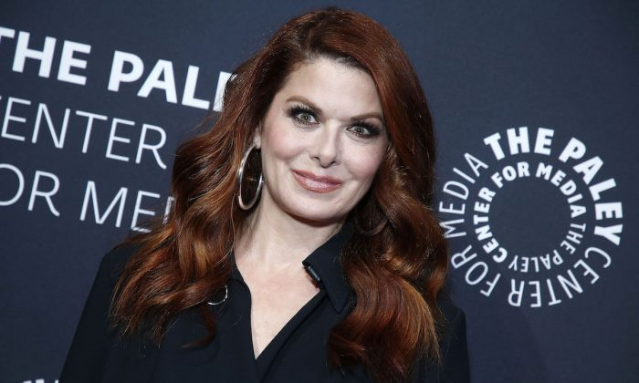 Debra Messing attends event at The Ziegfeld Ballroom in New York City on May 15, 2019. (John Lamparski/Getty Images)