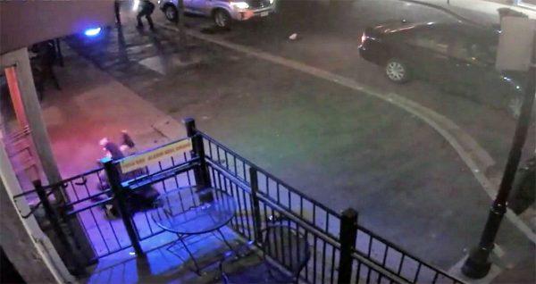 Gunman dead Dayton shooting Ned Peppers August 4