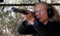 Former White House Staffer Questions 'Violent' Movie Star Jamie Lee Curtis for Demanding Gun Control
