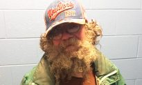 Scruffy Homeless Man Asks Cop for Hot Shower, Then Officers Completely Transform Him