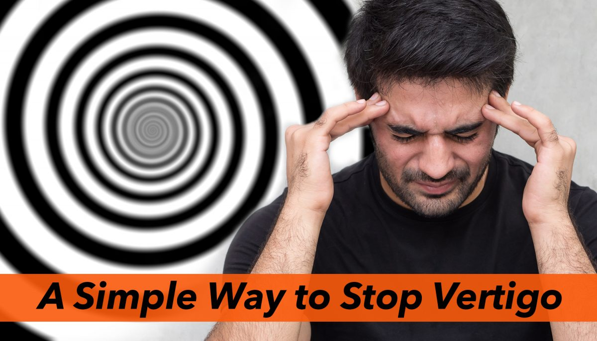 Have you experienced vertigo? Doctor shares simple way to stop the spinning
