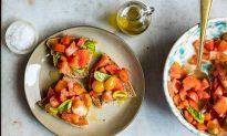 La Bruschetta al Pomodoro (Tomato Bruschetta)