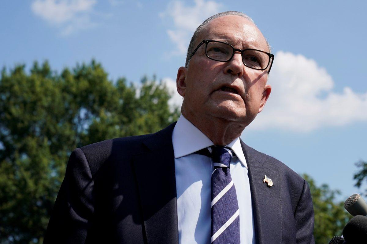 White House Seeking to Cut Capital Gains Tax via Congress: Kudlow