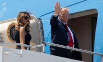 Trump Criticizes Ohio Democrats for 'Misrepresenting' Visit at Dayton Hospital