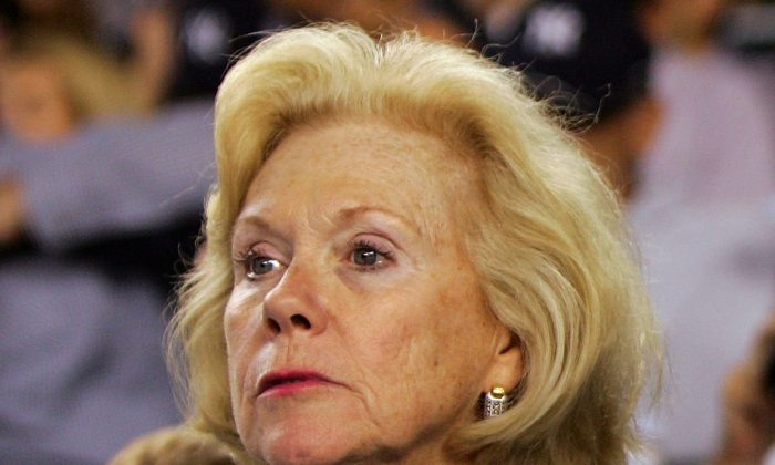 Judge Midge Rendell in New York City on Sept. 17, 2008. (Jim McIsaac/Getty Images)