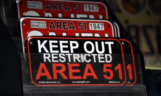 US Military Plans to Ramp Up Activity Near Area 51 Base in Nevada