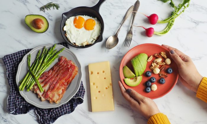 Protein-packed options stave off hunger and offer more sustainable energy throughout the day than carbohydrate-heavy choices.  (Boontoom Sae-Kor/Shutterstock)