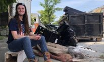 'An Act of Love': Pro-Trump Activist Cleans up 50 Tons of Trash in Los Angeles