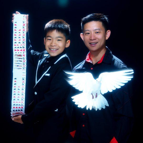 James and Daniel