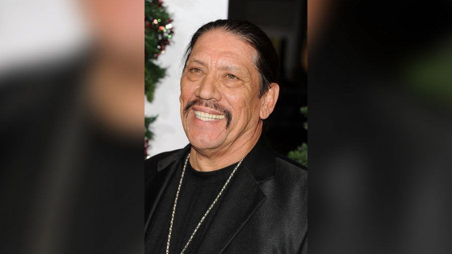 Actor Danny Trejo Saves Baby Trapped in Overturned Car