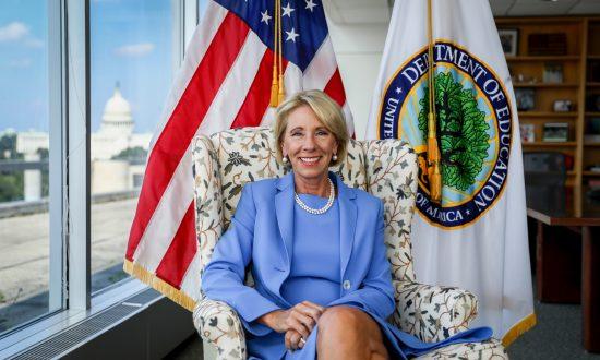 Education Sec. Betsy DeVos On Fixing A Broken Education System