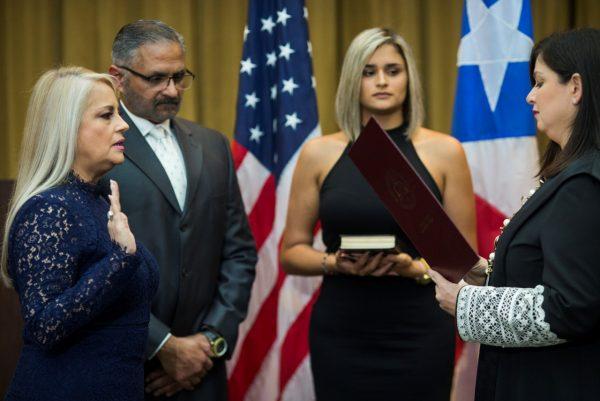 Justice Secretary Wanda Vazquez
