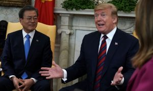 Trump: South Korea Will Pay US More Money to Defend Itself From North Korea