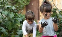 What's the Scoop on Kids and Dirt?