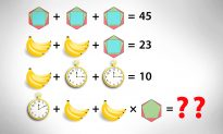 This Math Problem Is Stumping the Internet–Can You Decode This Pictorial Problem?