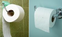 The Original Patent to Toilet Paper Reveals What Is the Correct Way to Hang It