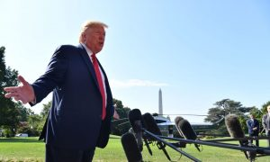 Trump on Epstein: 'I Want a Full Investigation'
