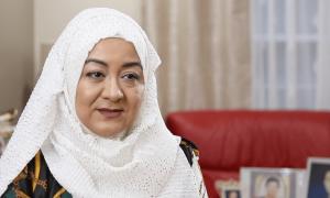 Why China's Communist Party 'Hates All Religion': RFA Uyghur Journalist Gulchehra Hoja