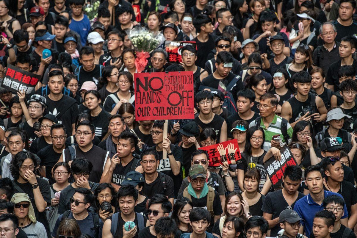 extradition hong kong
