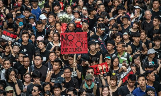 This Weekend's Hong Kong Protests to be Live-Streamed on The Epoch Times Website