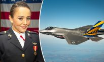 24-year-old Female Pilot to Be the First Woman to Fly Stealth F-35 for the Marines
