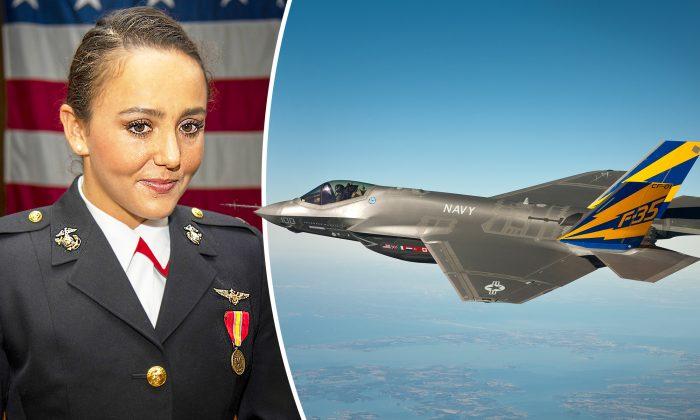 (L: U.S. Navy | Anne Owens, R: Getty Images | U.S. Navy)
