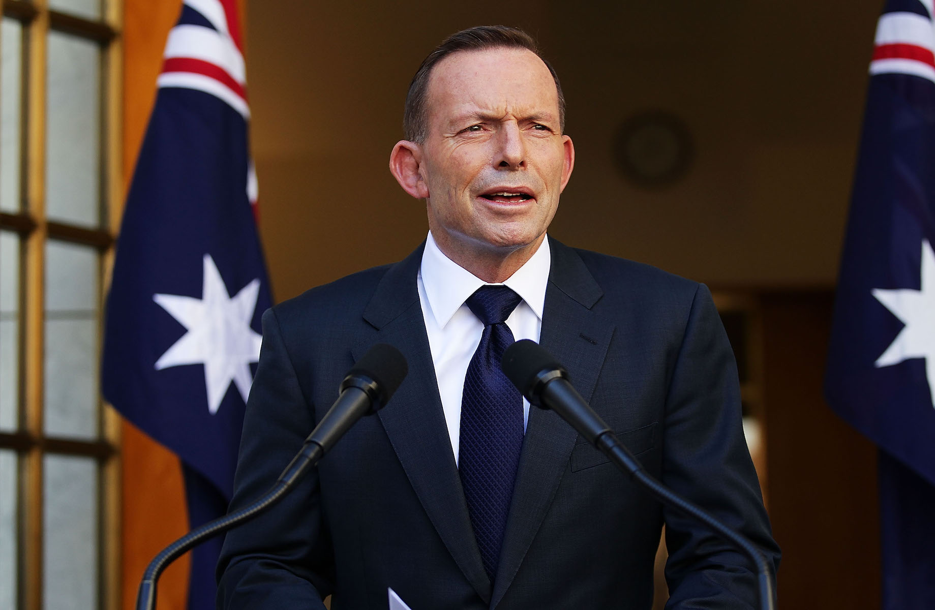 Former Australian PMs Clash Over Australia-China Relationship