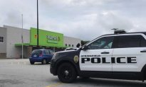 Man With Gun Stops Potential Attack at Walmart After Suspect Shows Up in Body Armor with Rifle
