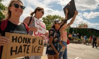Police Arrest 100 Anti-ICE Protesters Blocking West Side Highway in New York City
