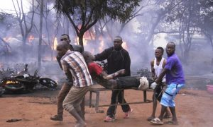 Police: 62 Killed in Tanzania Fuel Tanker Explosion