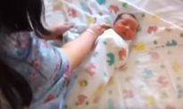 Video: How to Double-Swaddle a Baby, but It's Controversial