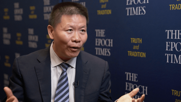 """[WCS Special] China's Communist Regime is """"The Largest Threat to the United States""""—Pastor Bob Fu"""