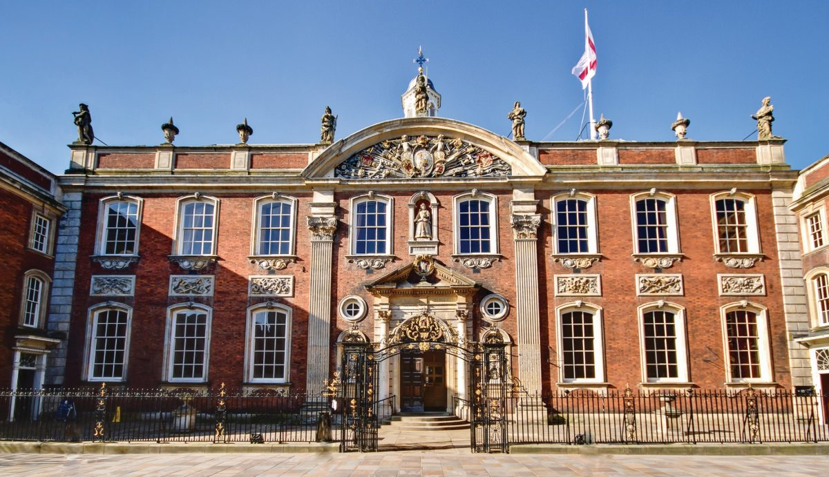 Guildhall, Worcester