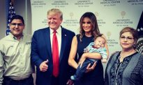 Family of El Paso Orphan Explains Trump Photo with Baby That Drew Criticism