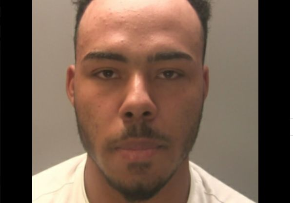 Officials in the United Kingdom issued a warning to people mocking the hairline of a wanted convicted drug dealer, saying that those who insult the man on Facebook and social media could face criminal charges. (Gwent Police)