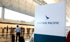 Hong Kong Govt to Lead Cathay Pacific Bailout Package: SCMP