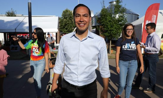 Julian Castro Says He Is 'Very Proud' of His Brother for Posting Trump Donor List