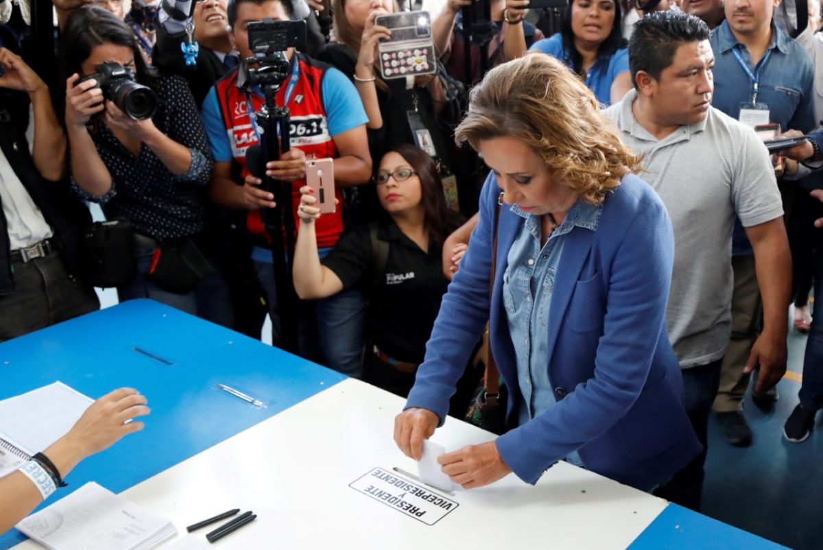 Guatemalans Elect A New President In Weekend Election