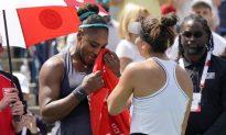 Tearful Serena Retires Injured in Toronto Final