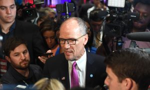 DNC Chairman Says He Won't Resign After Iowa Caucus Chaos