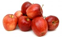 Organic Apples Host Beneficial Bacteria