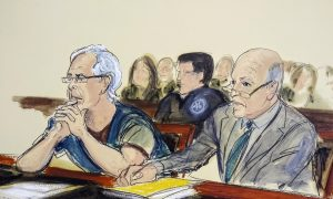 Jeffrey Epstein Confident He'd Beat Child Sex Trafficking Charges, Told Lawyer 'See You Sunday': Report