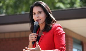 Tulsi Gabbard to Be Absent From Campaign as She Reports for Active Duty