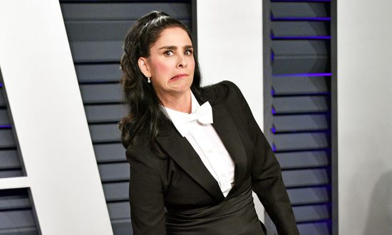 Comedian Sarah Silverman Admits She Was Fired From a Movie After an Old Blackface Photo Emerged