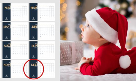 7 Scientific Reasons Why Babies Born in December Are Extra Special