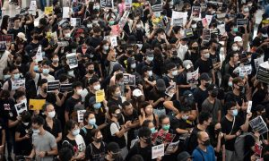 US Lawmakers Voice Support for Hong Kong Protests, While UN Condemns Police Use of Force