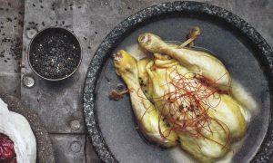 Samgyetang (Magical Chicken Ginseng Soup)