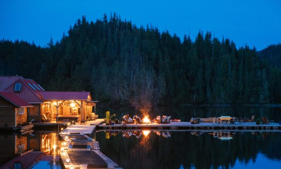 Deep Wilderness Luxury on Canada's West Coast